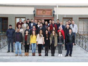 Giresun'da Turizm Firması Çalışanlarına Eğitim