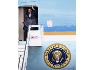 Obama'dan Küba'ya Tarihi Ziyaret