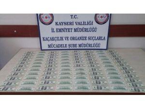 8 Bin 900 Dolarla Yakalanan Kalpazan Tutuklandı