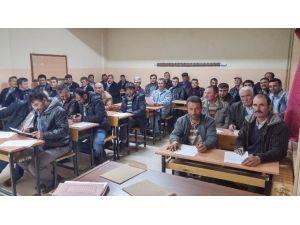 98 Kursiyere Avcı Eğitimi