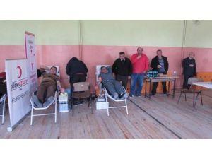 Mahmudiye İlçe Milli Eğitim Müdürlüğü'nden Kan Bağışı Kampanyası