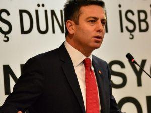 """Barış Aydın: """"Türkiye'nin Şanlı Yürüyüşünü Durduramayacaklar"""""""