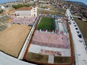Pamukkale Belediyesi'nden Uzunpınar Mahallesi'ne 1 Milyon TL'lik Yatırım