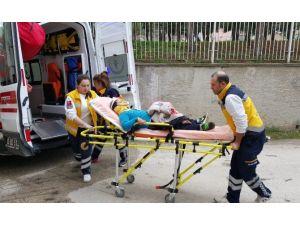 Kazada Can Pazarı: 3 Yaralı