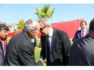 Başkan Karaçoban'dan Yaşlılara Hürmet