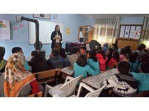 Büyükşehir'den Pozantılı Çocuklara Çevre Bilinci Eğitimi