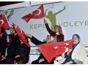 Kepez'de Çanakkale Şehitleri Anıldı