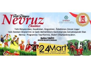 Türk Dünyası Nevruz Dolayısıyla Bilecik'te Buluşuyor