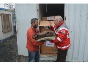 Kızılay'dan Dar Gelirli Ailelere Yardım