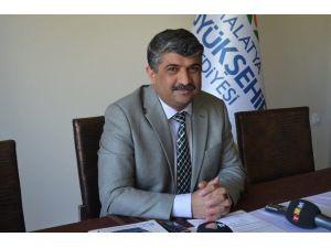 Malatya Büyükşehir Belediyesi Kültür A.ş Genel Müdürü Sabri Akın;