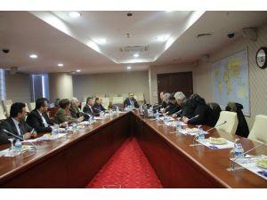Bor Araştırma Ve Geliştirme Komisyonu'ndan Ankara Çıkarması