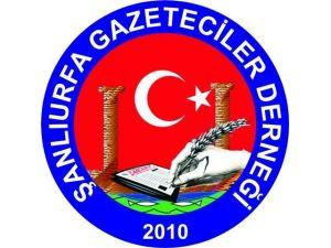Şanlıurfa'da Gazeteciye Tehdide Tepki