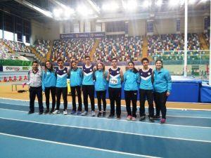 Atletizm Salon Şampiyonası'ndan Süleymanpaşa'ya Dört Madalya