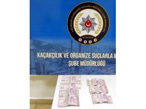 Karabük'te Sahte Para Operasyonu