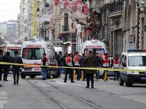 Beyoğlu'ndaki terör saldırısında yaralananlardan 9'unun tedavisi sürüyor