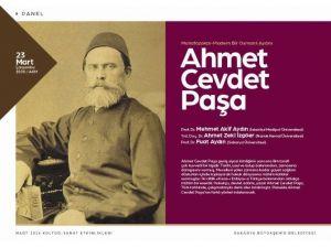 'Ahmet Cevdet Paşa' Paneli AKM'de Düzenlenecek