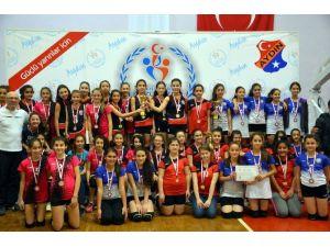 Aydın'da Okullararası Voleybol Şampiyonları Belli Oldu
