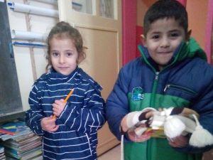 İstanbul'dan Hasköylü Öğrencilere Yardım