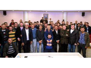 Bulamlılar Derneği'nden Başkan Karalar'a Ziyaret