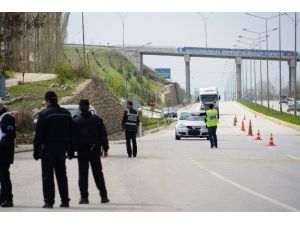 Tokat'ta Emniyetin Nevruz Önlemleri