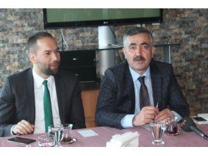 Milletvekili Erdoğan Özegen Patates Sorununun Peşini Bırakmıyor