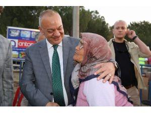 Başkan Ergün Yaşlılar Haftasını Kutladı