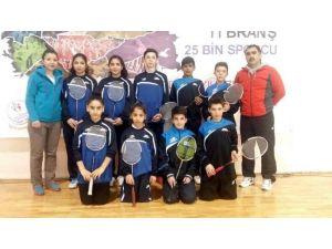 Badmintoncular Türkiye Finallerine Kaldı
