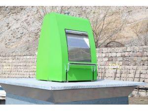 Çevre Temizlik Vergileri İle Yer Altı Konteyneri, Metal Konteyner, Çöp Sepeti Alınacak