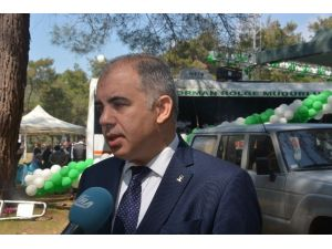 AK Parti İl Başkanı Delican'dan İzelman Açıklaması