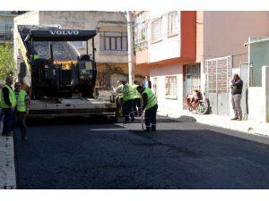 Akdeniz Belediyesi, Mithatpaşa Mahallesi'ne 10 Bin Ton Asfalt Dökecek