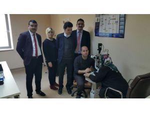 Sungurlu Devlet Hastanesinde İlk Katarak Ameliyatı Gerçekleştirildi