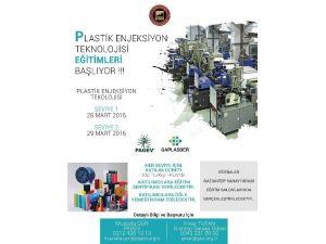 GSO'dan Plastik Enjeksiyon Teknolojisi Eğitimi