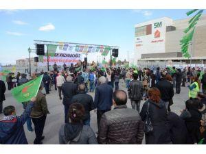 Malatya'da Nevruz Kutlaması'da Geniş Güvenlik Önlemleri Alındı