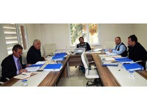 Denetim Komisyonu Çalışmalarını Sürdürüyor