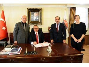 Akak Projesi Yatırımları İçin Protokol İmzalandı
