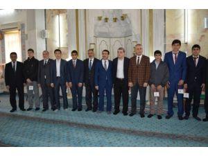 Kur'an Bülbülleri Yenişehir'de Şakıdı