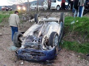 Osmaniye'de Trafik Kazası: 3'ü Çocuk 11 Yaralı