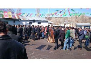 Digor'da Nevruz Etkinlikleri Vatandaştan İlgi Görmedi
