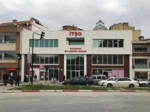 İtso Yeni Binada Hizmet Vermeye Başladı