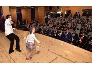 Kahramanmaraş'ta Dünya Down Sendromlular Günü Kutlandı