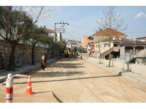 Orhangazi'de Asfalt Çalışmaları Yeniden Başladı