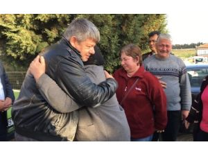 İzmirli Şehidin Dedesi Ve Babaannesi Gözyaşlarına Boğuldu