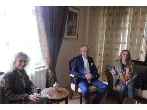 ETSO'dan Yunanistan Konsolosu'na Ziyaret