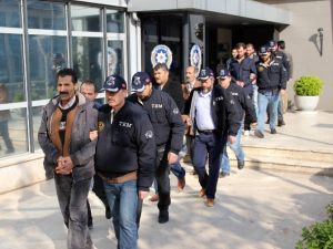 Bursa'da DBP Ve HDP'li Başkanlar Tutuklandı