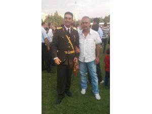 İnegöl'lü Teğmen Nusaybin'de Yaralandı