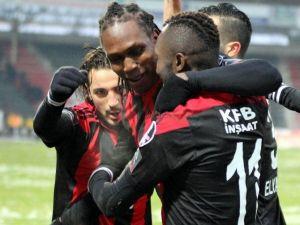 Devre Arası Transferler Gaziantepspor'a Yaramadı