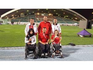 Engelli Milli Sporcular, Dubai'den Madalyalarla Döndü
