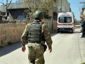 Mardin'de terör saldırısı: 1 şehit, 6 asker yaralı