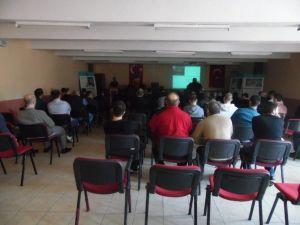 Bilecik'te Hükümlü Ve Tutuklulara Konferans