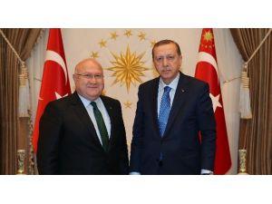 """Cumhurbaşkanı Başdanışmanı Şener: """"Türkiye Kurtuluş Mücadelesi Veriyor"""""""